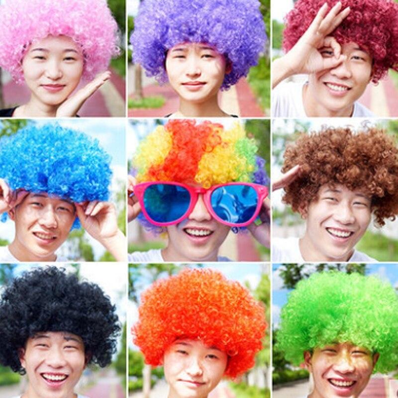 Halloween Hair Carnival Hairs Holiday Crazy Hairs