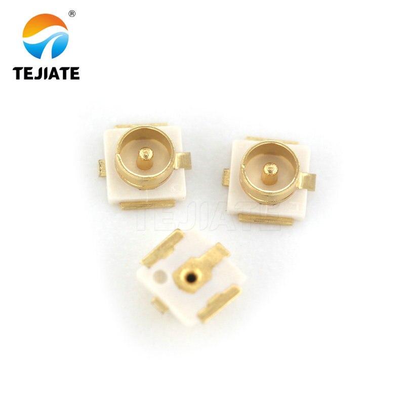 Connecteur IPEX/IPX 10 pièces | Connecteur Coaxial RF Base dantenne PCB socle dantenne