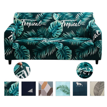 sofa cover elastic sofa cover 2020 new 3d printing non slipl shape 1 2 3 4 seater couch cover sofa cover for living room Universal Elastic Sofa Cover For Living Room Bedroom Non-slip Stretch Couch Slipcover Couch Cover Sofa Cover Case 1/2/3/4 seater