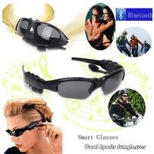 4,1 Смарт стерео Bluetooth очки Беспроводные спортивные Bluetooth солнцезащитные очки наушники голосовой отчет