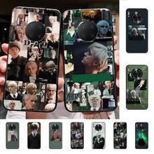 RuiCaiCa Draco Malfoy Phone Case for Huawei Mate 20 10 lite pro X Honor paly Y 6 5 7 9 prime 2018 2019