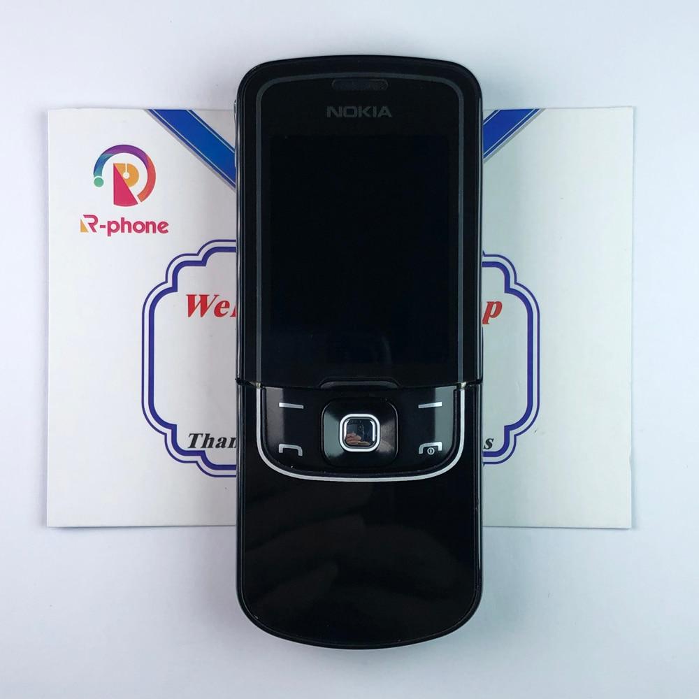 Nokia 8600 Luna Refurbished Mobile Phone 2G GSM Cell Phone & Arabic Russian  keyboard Original Unlocked mobile phone unlocked cell phonesmobile phone -  AliExpress
