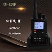 DONGKE UV 8F Powerful Walkie Talkie 10km CB Radio station yaesu sq Transceiver VHF Long Range Portable dmr Radio comunicador