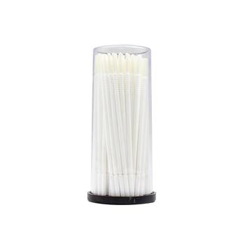 100pcs Disposable Micro Brushes Mascara Swab Eyelash Brushes Applicator Sticks For Eyelash Extension Makeup Tools