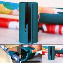 Скользящая упаковочная бумага резак рождественские режущие инструменты Подарочная упаковка инструмент для резки рулона бумаги резки префект линии один раз