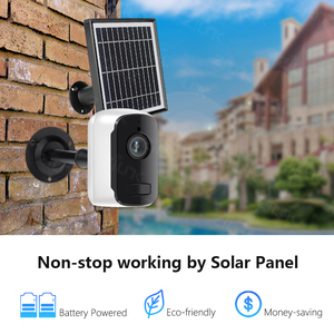 Image 2 - Outdoor Ip kamera 1080p HD Batterie WiFi Drahtlose Überwachungs Kamera 2,0 MP Home Security Wasserdichte PIR Alarm Audio Low power