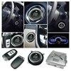 9Pc diy Car SUV Keyless Entry Engine Start Keyless Alarm System Push Button Remote Starter Stop Automobiles Auto Car Accessories discount