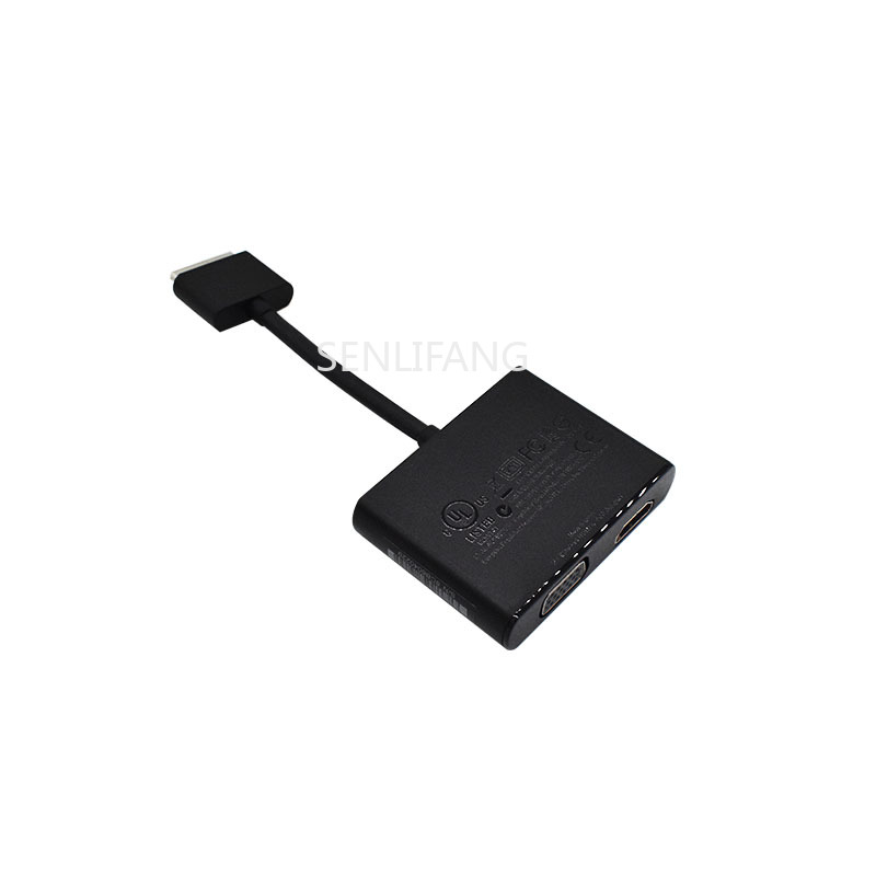 Free Shipping Original For HP Elitepad 900 Z2760 Z3795 Elite X2 1011 G1 HDMI & VGA Adapter Cable 695551-001 695061-001