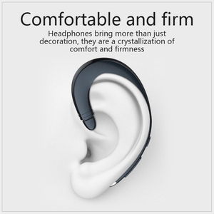 Image 5 - UTHAI D56 TWS Wireless Bluetooth Headset 5.0 Bone Conduction Over Ear Headphones Long Standby Bluetooth Headset, IPX5 Waterproof