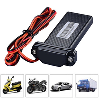 GPS Tracker Vehicle Tracking Gerät Wasserdichte motorrad Auto Mini GPS GSM SMS locator mit echtzeit-tracking