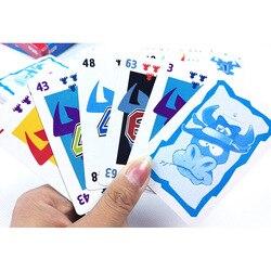 Jogo de tabuleiro nimmt 2-10 jogadores, melhor presente para festas/jogos familiares, 6 jogos de tabuleiro
