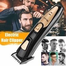 Adult Children\'s Haircut Rechargeable Professional Electric Hair Clipper Electric Haircut Ceramic Hair Clipper Razor