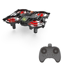 Induction Mini-UAV Gesture Rolling Vehicle Remote Control Aircraft Toy Model