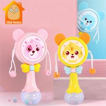 Toys For Baby 0-12 Months Educational Baby Rattle Mobile Mus