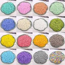 цены на 700pcs 3MM Czech Glass Seed Beads Charm Fashion DIY Bracelet Necklace Jewelry Handmade Small Jewelry Production  в интернет-магазинах
