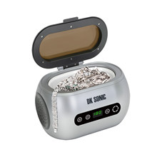 DK SONIC Ultrasonic cleaner 900ml 35-100W Ultrason cleaner bath with heater timer and basket for cleaning jewelry brass Ultrason