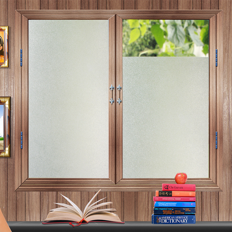 Sticker Home Window-Film Frosted Privacy Bathroom-Glass Home-Supplies 1-Roll Bedroom