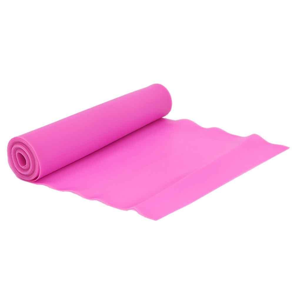 Ćwiczenie Fitness odporność na zespoły gumowe joga elastyczny pasek Pliates zespół pętli gumki recepturki siłownia szkolenia ciągnąć liny praktyki