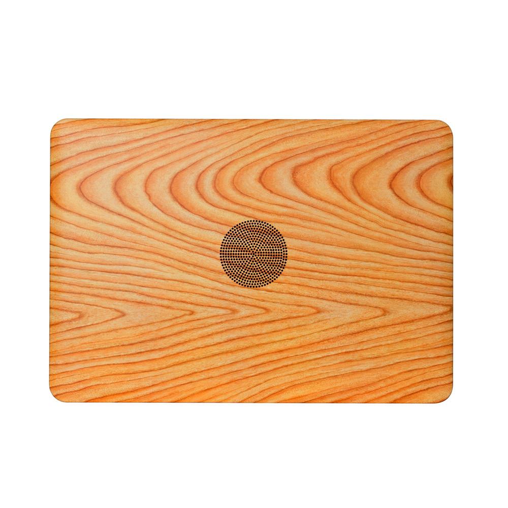 Wood Grain Case for MacBook 42