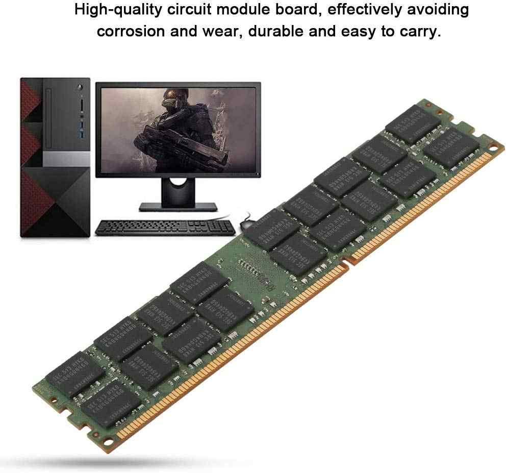 Kllisre X79 X79M-S placa base LGA2011 Mini-ATX combos E5 2620 V2 CPU 4 Uds x 4GB = 16GB DDR3 1600Mhz de memoria ECC