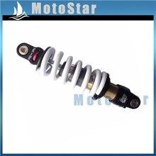 DNM MK-AR Регулируемый отскок шок 270 мм 250Lbs шок предназначен для Kawasaki KLX110 Грязь велосипед ямы