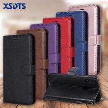 Xsdts capa carteira de couro para huawei, y5p y6p y7p y8p y9s y6s y5 y6 prime y7 pro 2018 y9 2019 capa flip de luxo para celular 2020