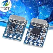 1Set 2Pcs 433M Hz Nirkabel Transmitter Receiver Papan Modul SYN115 SYN480R Meminta/OOK Chip PCB UNTUK ARDUINO(China)