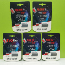 Micro SD Card SAMSUNG TF32gb 64gb 128gb Flash Memory Card 256gb 512gb 100MB U3 Flash Drives For Memory Card 128G