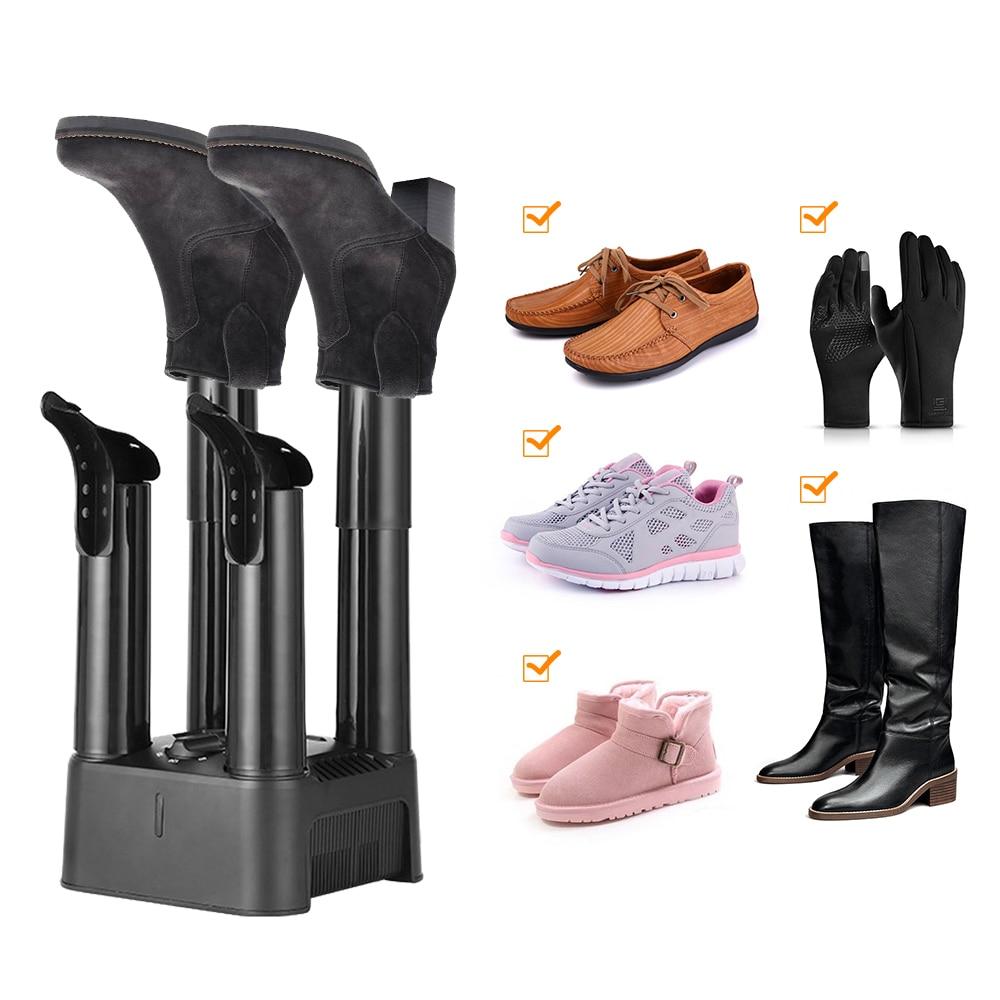 elétrico portátil bota secador 4 sapato elétrico