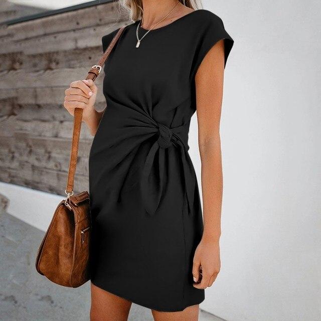 Fashion Maternity Dress for Women's Pregnancy 3