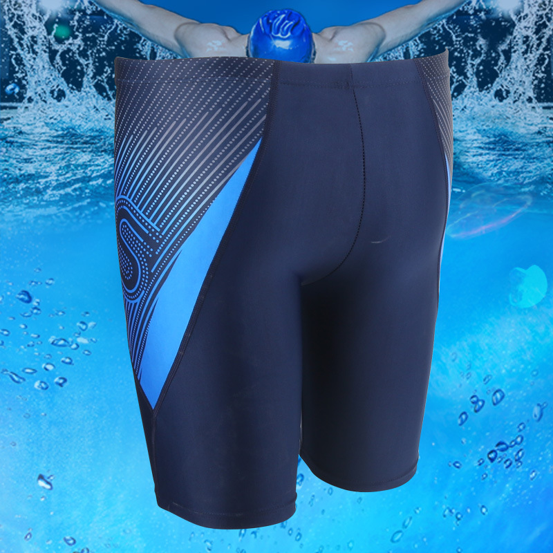 New Style Men Fashion AussieBum Men's Short Long Industry Quick-Dry Beach Hot Springs Pool Industry Swimming Trunks Men's