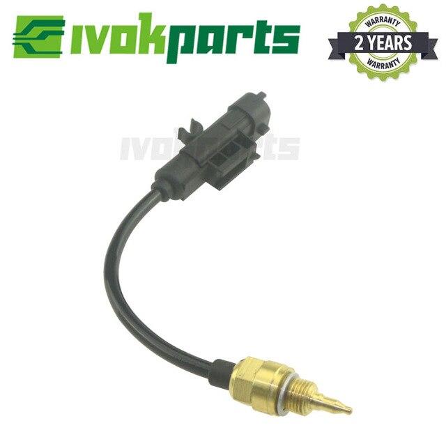 55217822 0055217822 Engine Coolant Temperature Sensor For ALFA ROMEO GIULIETTA FIAT 500 PUNTO LANCIA YPSILON