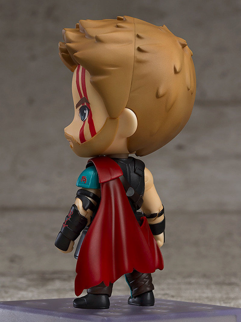 Ragnarok Thor 10cm Nendoroid #863 PVC Figure Toy New In Box Thor