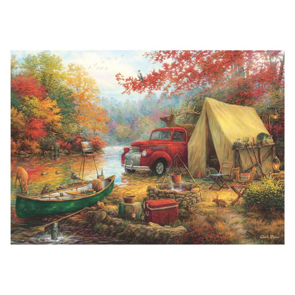 Toys & Hobbies Games and Puzzles Puzzles anaToLian 222755 паззл vintage puzzles