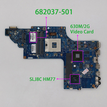 Laptop Motherboard GPU ENVY DV7T-7000 DV7-7010TX Hm77-W 682037-001 for HP 630M/2G