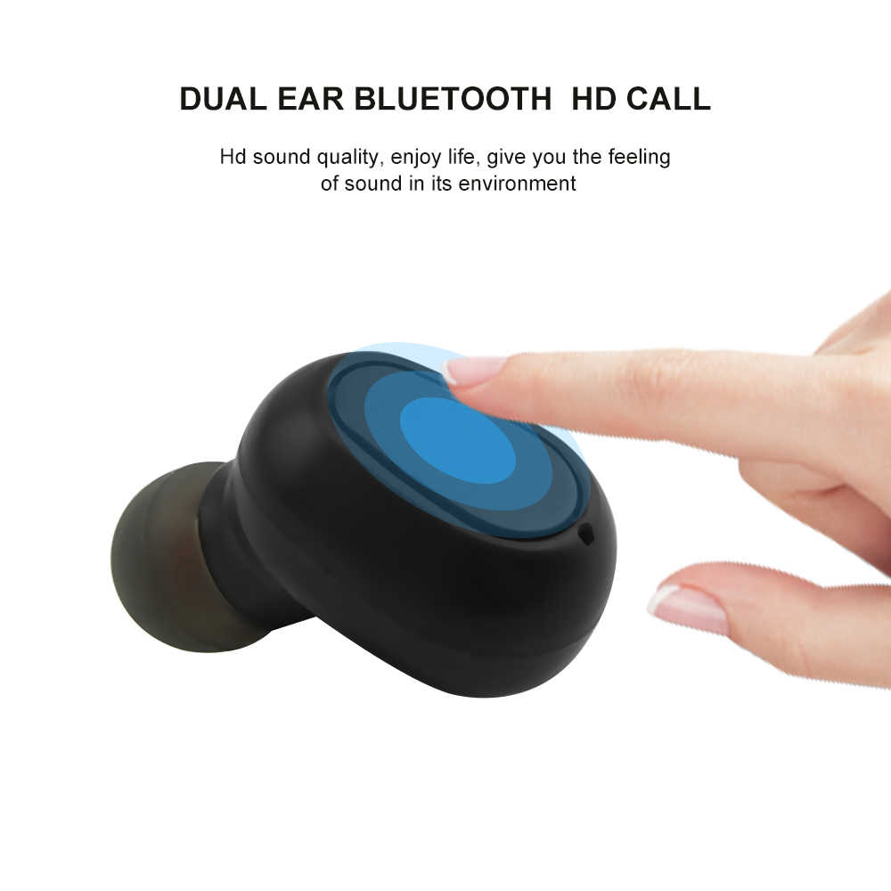 หูฟังไร้สายบลูทูธแฮนด์ฟรีหูฟังกีฬาพร้อมสีชมพูขนาดเล็กแบบพกพาชุดหูฟังไมโครโฟนสำหรับสาว Mac