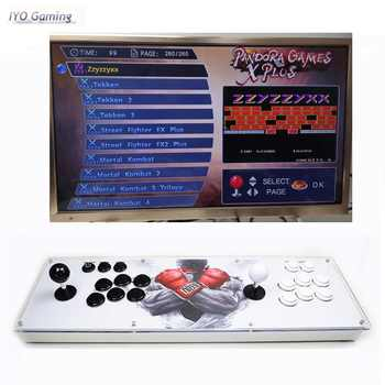 IYO Pandora X 3D Arcade Console 2600 in 1 PCB Board 2 Player Home Use Controller Retro Video Game Machine - DISCOUNT ITEM  47% OFF All Category
