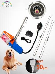 Insemination-Gun Veterinary-Equipment Dog-Endoscope Dogs Artificial for Sheep-Animal