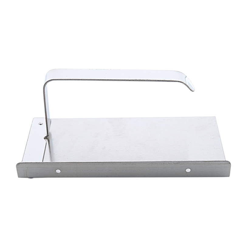 Toilet Paper Holder/ Telephone Holder In Stainless Steel Wall Mount