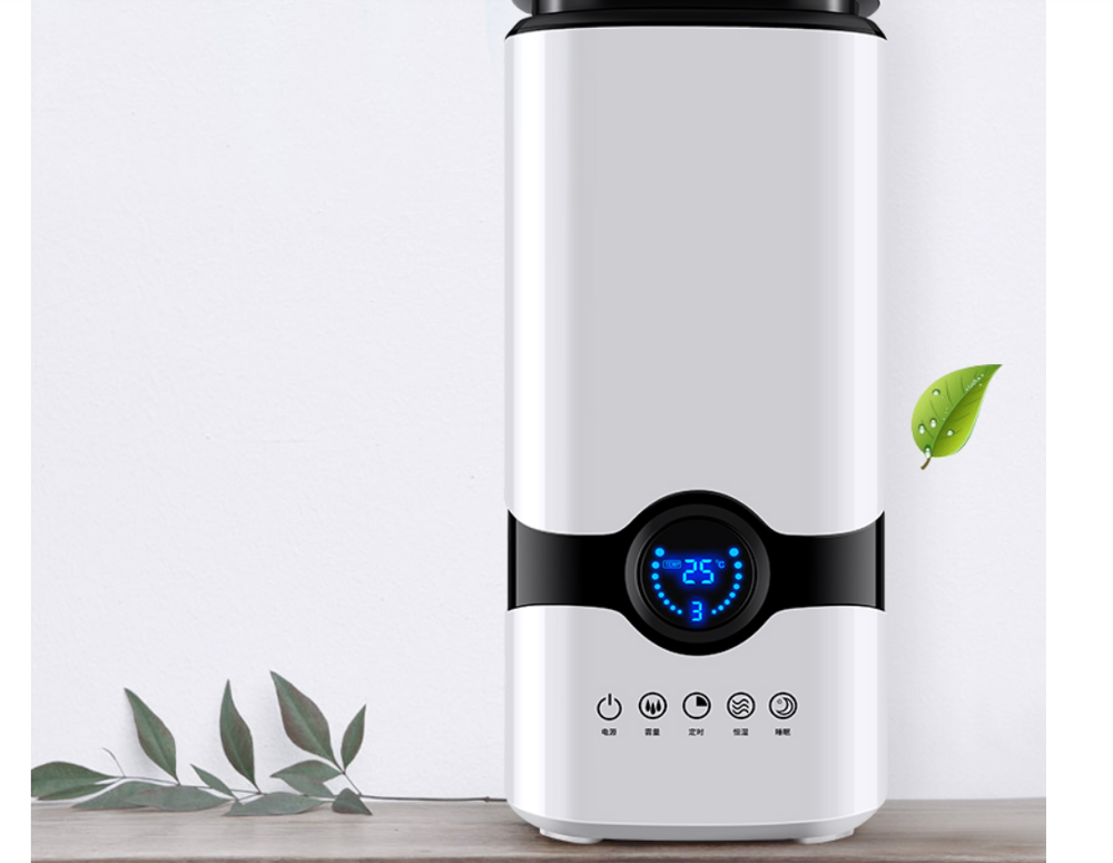 Smartmi Air Humidifier Smog-free Mist-free Pure Evaporate Type Increase Natural Air HumidityMute Humidifier