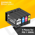 XiongCai Kompatibel Tinte Patronen Für Canon PGI 1500 1500XL MAXIFY MB2050 MB2350 drucker drucker Patrone PGI 1500 PGI1500 XL|ink cartridge|ink cartridge for canoncompatible ink cartridge -