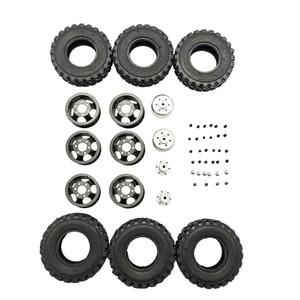 DIY Double Tire Metal Wheel KI