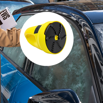 AOZBZ  For The Car Window Electric Snow Scraper Multifunctional Automobile Glass Snow Removal Deicerbattery Operated