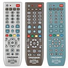 Универсальный пульт дистанционного управления для Chunghop TV Sat Dvd Dvr Palyer E412