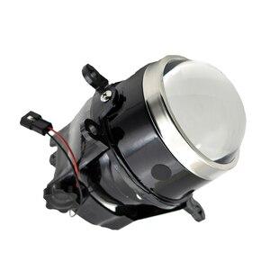 Image 2 - 2pcs HID Bi xenon Fog Lights For Grand Vitara 2 / II JT 2005 2015 Projector Lens Retrofit XL7 Swift SX4 Alto Splash Jimny Ignis
