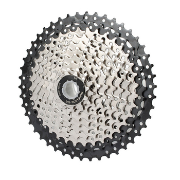Mountain Bike Flywheel 8/9/10/11/12 Speed Precision Variable Speed Bicycle Flywheel 36-40-42-46-50-52T Cassette Gear Freewheel image