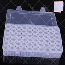 Пластиковые аксессуары для алмазной живописи 60 фотоэлементов