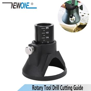NEWONE Multipurpose Cutting Guide Mini Drill Attachment Rotary Tool Accessories Rotary Tool Attachment