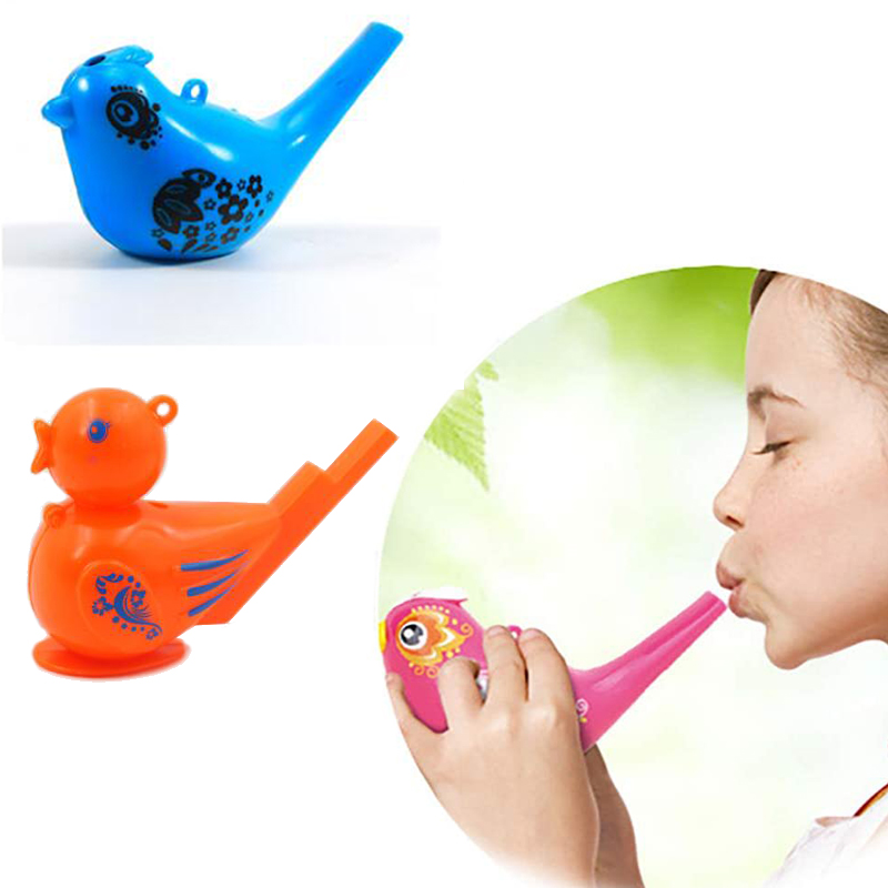 3Pcs Bird Water Whistle Baby Music Toys For Children Kids Toddler Playing Party Favors Fun Gift Something Interesting