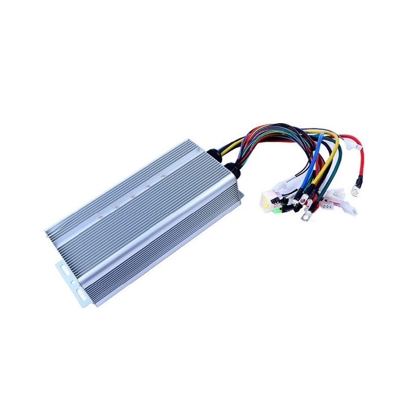 3000W 48V-72V Electric Motorcycle Controller YKZ7280JA with Bluetooth title=